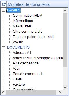 Personnaliser Les Modeles De Documents Cvtracker Crm Visualprospect