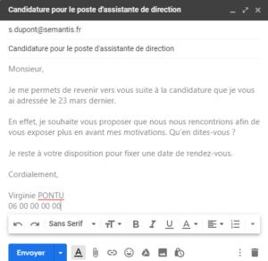 Candidature envoyée… Et après ? #RechercheEmploi | Semantis